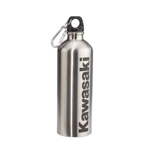 Kawasaki Metal Water Bottle