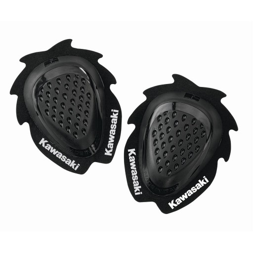 Kawasaki Knee Sliders Black