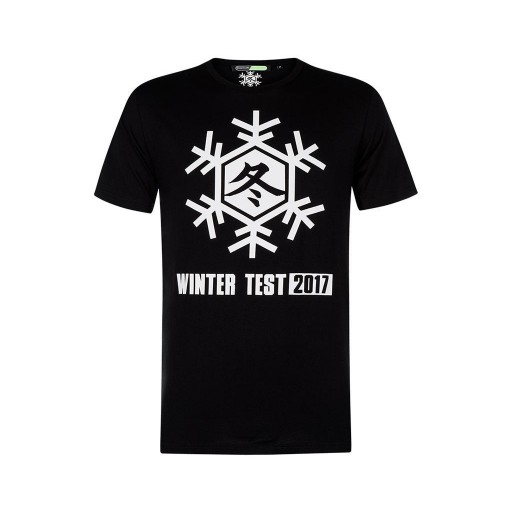 Kawasaki Men's KRT 2017 Winter Test T Shirt