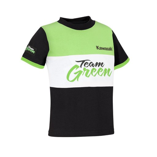 Kawasaki Kids Team Green T Shirt