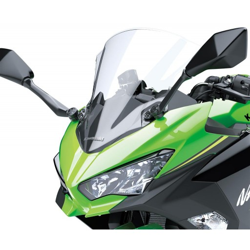 Kawasaki Ninja 400 Clear Large Windscreen