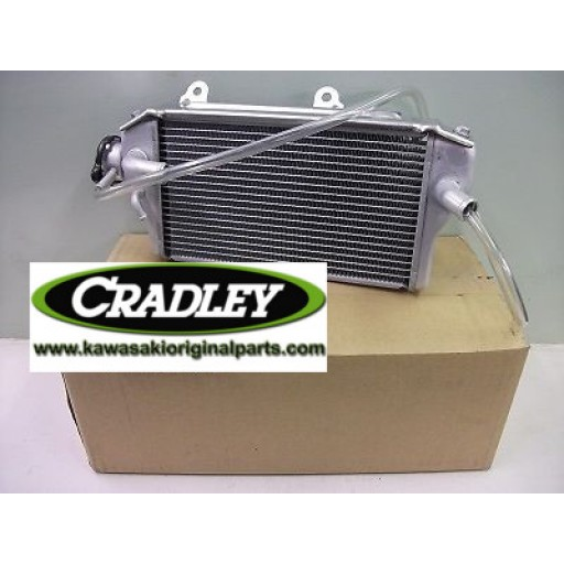 Kawasaki KXF450 2006-2008 Right Hand Radiator