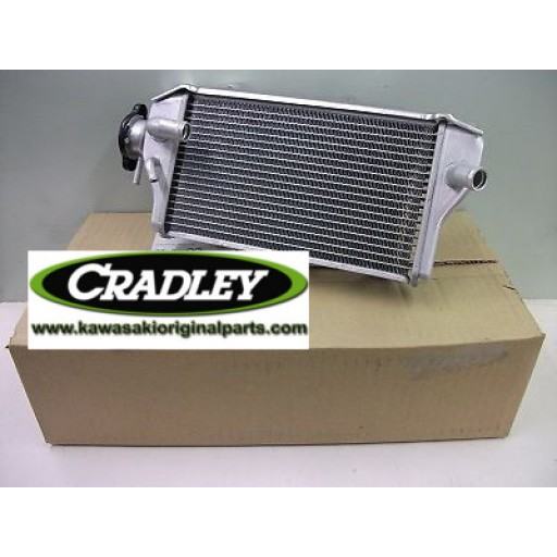 Kawasaki KLX450R 2008-2011 Right Hand Radiator