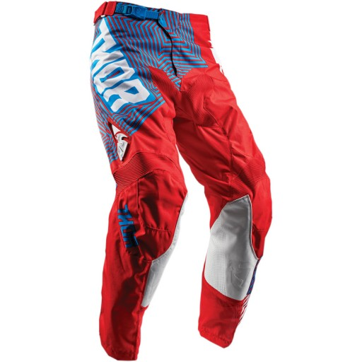 Thor 2018 Geotec Red Pants