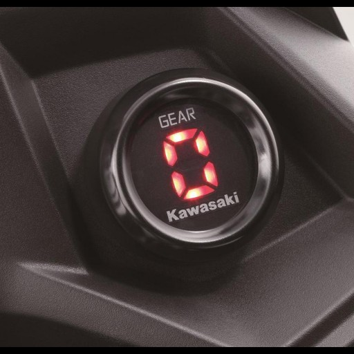 Kawasaki Gear Position Indicator