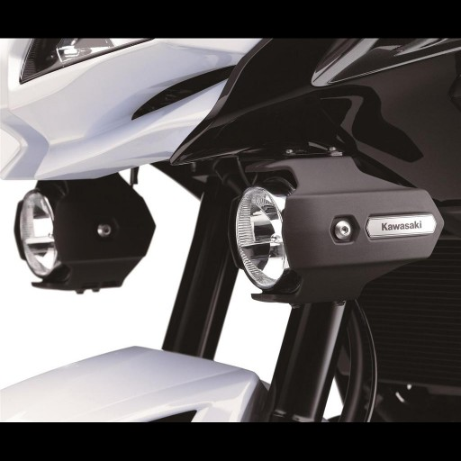Kawasaki Lightbar With Led Lamps
