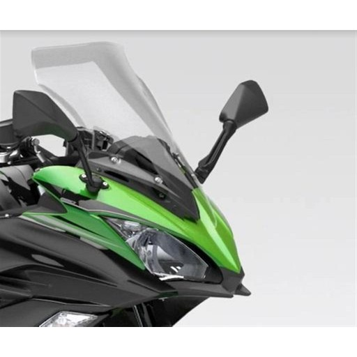 Kawasaki Ninja 650 Large Touring Windshield Clear