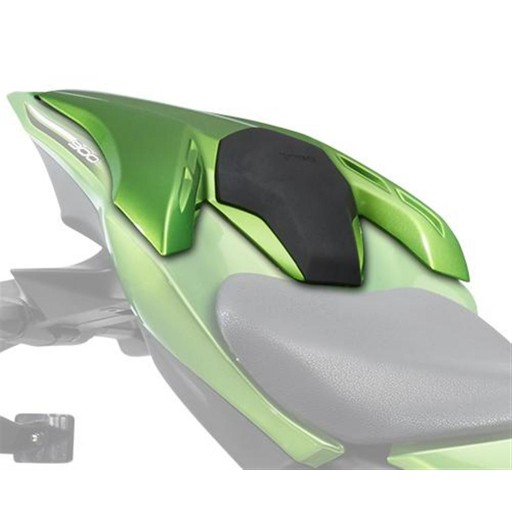 Kawasaki Z900 Pillion Seat Cover Candy Lime Green