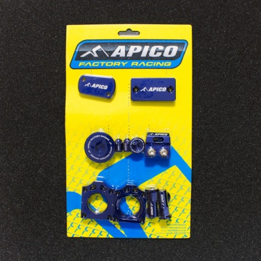 KXF 250/450 Apico Bling Kit Blue 2009/2016