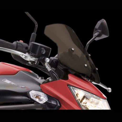 Kawasaki ER6N 2012-2016 Smoke Windshield