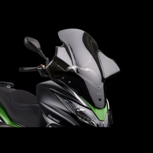 Kawasaki High Windhshield