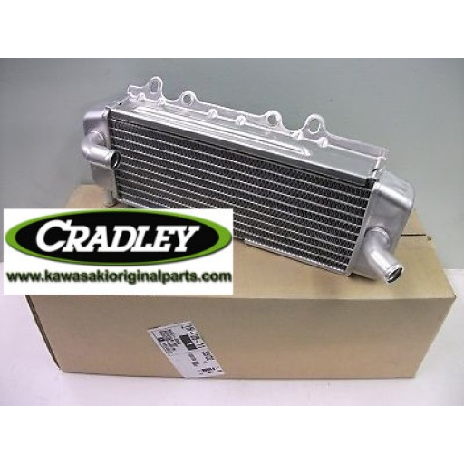 Kawasaki KXF250 04/05 N1/N2 Right Hand Radiator