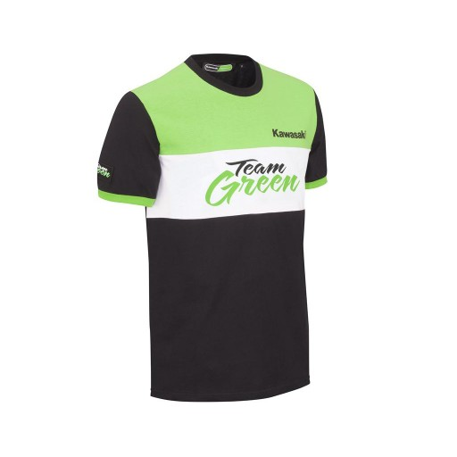 Kawasaki Men's Team Green T Shirt