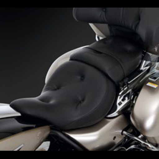 Kawasaki VN1700 Voyager Pillow Top Gel Seat Rear