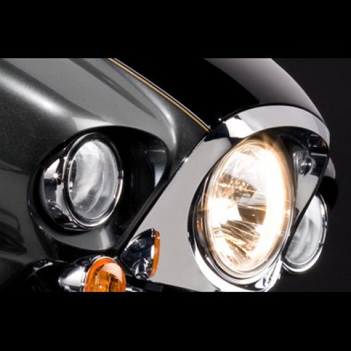 Kawasaki VN1700 Voyager Custom Driving Lights Kit