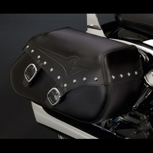 Kawasaki Saddlebags With Out Studs