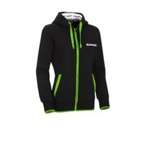 Kawasaki Ladies Sports Hoodie