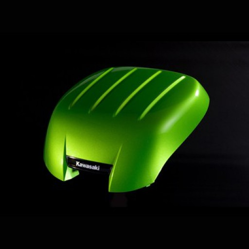 Kawasaki Top Case Cover 39L Coloured Candy Lime Green