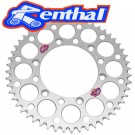 Renthal Rear Sprockets Silver