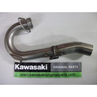 KXF250 2010 Stainless Header Pipe