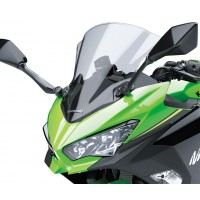 Kawasaki Ninja 400 Large Windscreen Smoked