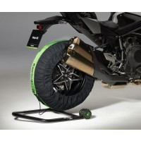 Kawasaki Tyre Warmer Set Comp NMX
