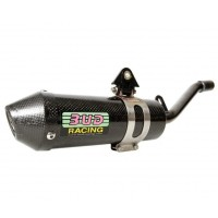 Bud Racing Exhaust Silencer/Muffler
