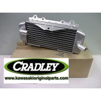 Kawasaki KXF250 2004 N1 Right Hand Radiator