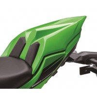 Kawasaki Ninja 650/Z650 Pillion Seat Cover 777 LimeGreen