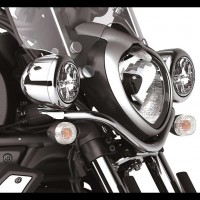 Kawasaki Vulcan S Black Lightbar (Led Sub Lamps)
