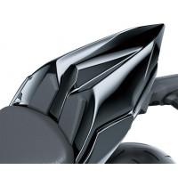 Kawasaki Ninja 650/Z650 Pillion Seat Cover Metallic Spark Black