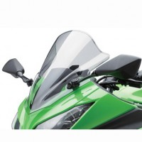 Kawasaki Ninja 300 Bubble Smoke Windshield