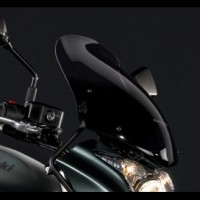 Kawasaki ER6N 2009-2011 Touring Windshield