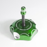 Apico Green Alloy Fuel Cap