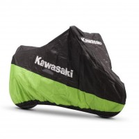 Kawasaki Indoor Bike Cover Medium