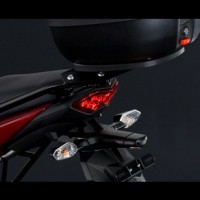 Kawasaki Versys 2010-2014 Top Case Bracket