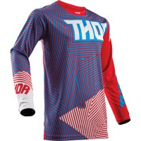Thor 2018 Geotec Red Jersey