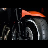 Kawasaki Z1000 2010-2013 Stone Chip Protection