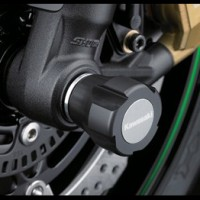 Kawasaki Z1000 2014/2015 Front Axle Sliders