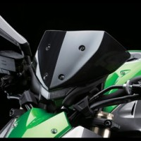 Kawasaki Z1000 Smoke Windshield