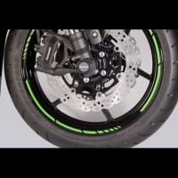 Kawasaki Wheel Rim Tapes GP Style