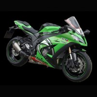Kawsaki ZX10R Superbike Sticker Kit
