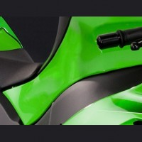 Kawasaki ZX10R Side Protection Kit
