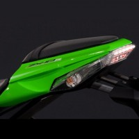 Kawasaki ZX10R Tail Protection Kit