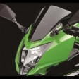 Kawasaki Ninja Smoke Windshield