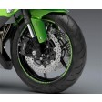 Kawasaki Green Wheel Rim Tape set