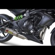 Kawasaki ER6N Akrapovic Exhaust 2012 Onwards
