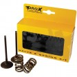 Prox Steel Intake Valves/Springs Set KXF250 2011-14